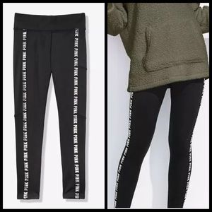 Victoria's Secret PINK Fleece Lined Legging Size L